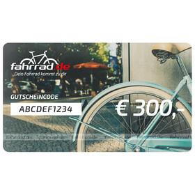 fahrrad.de Geschenkgutschein 300 €